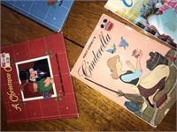 Walt Disney's world of reading books