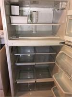 Kenmore top mount refrigerator