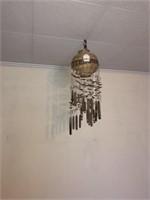 Three wind chimes