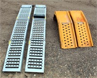 (2) sets of Auto Ramps
