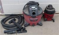 (2) Vacuumes
