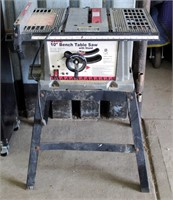 """Ace Table Saw, 10"""""""