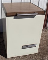 Small MW Chest Freezer, clean