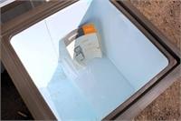 chest freezer/view 2