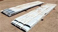 (2) Bundles Strong Panel/Sheeting