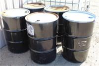 (5) 55-gal Barrel/Drum