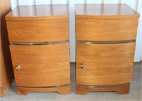 (2) Vintage Night Stands view/4