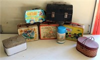 Misc Lunch Boxes