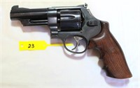 Lot 6023/Gun 23 - Smith & Wesson Pistol, Mdl 1955, 28-2, Double Action Hammerless, 45 cal, SN: N578132