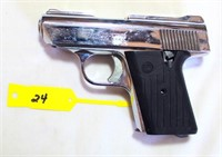 Lot 6024/Gun 24 - Davis Industries Pistol, Mdl P-380, Auto, SN: AP299052