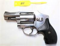 Lot 6025/Gun 25 Smith & Wesson Pistol, 357 Magnum, Boot Gun, SN: CAE0404 w/case