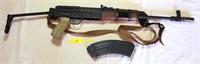 Lot 6027/Gun 27 - Century Arms VZ2008 Sporter Rifle, 7.62x39 cal, SN: VZ01343 w/case