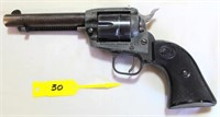 Lot # 6030/Gun 30 - Excam Inc. Mdl E15 Revolver, 22 cal, SN: 51507 (at times the single action does not function properly)