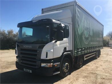 2011 SCANIA P360 at TruckLocator.ie