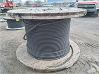 SPOOL OF 1000V TECK CABLE