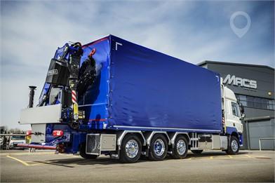 2021 DAF CF530 at TruckLocator.ie