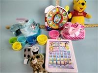 5/5 Electronics, Barbies, Furniture, Craft Beads
