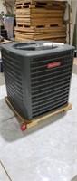 New Central air unit Goodman. Model GSX160481FF