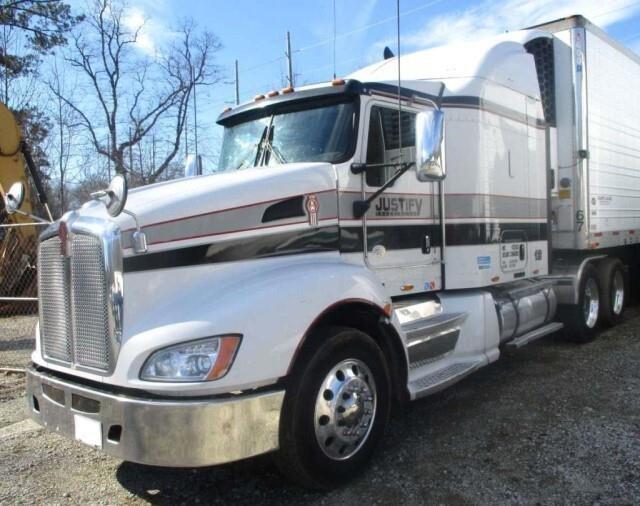2012 Kenworth T600