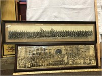 Antique military and sports Art Gallery Liquidation
