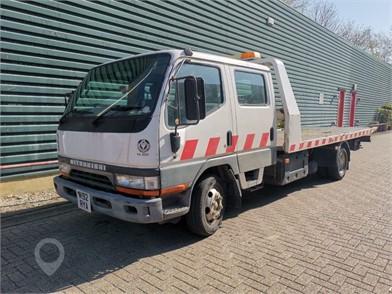 2000 MITSUBISHI FUSO CANTER FE649 at TruckLocator.ie