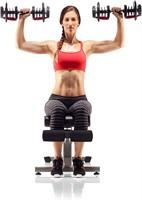 Bowflex Home Gym Series ST 5521 Dumbbells, Pair