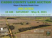 Caddo County Land - 480 Acres - Oklahoma