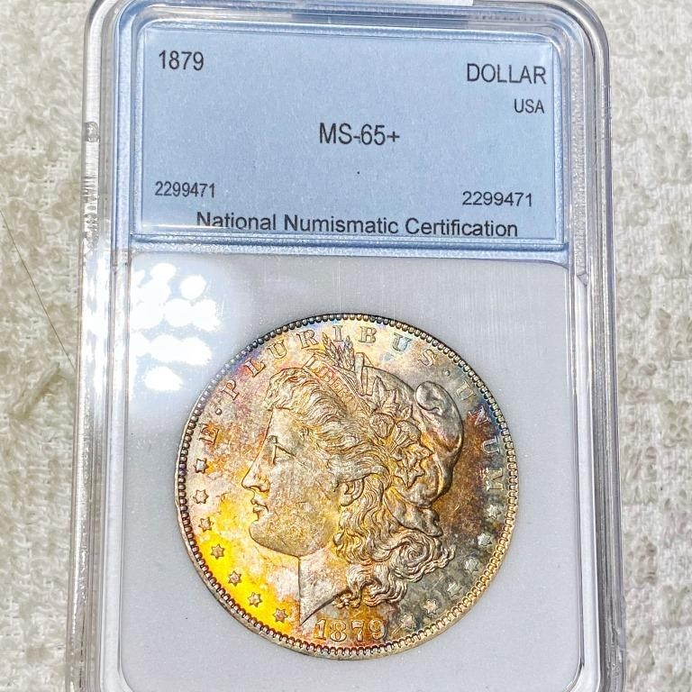 May 7th International Business Mogul Rare Coin Sale P2