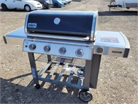 Weber Genesis 2 E-410 Natural Gas BBQ With