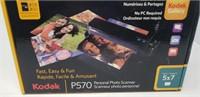 KODAK P570 Personal Photo Scanner & Adobe