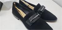 Joe's Jeans womens Halee black shoes, Size 7.5 M,