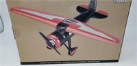 Harley Davidson Lockheed Vega 5B! Die cast metal