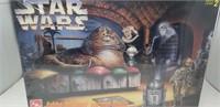 Star Wars Jabba the Hutt Throne Room