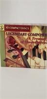 Legendary Composers CD set