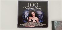 100 Unforgettable Songs & Country Treasures CD