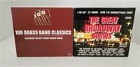 100 Brass Band Classics & More CDs