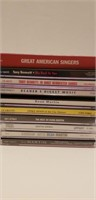 Great American Singers & more