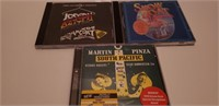 Movie Soundtracks CD collection