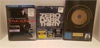 Blu-ray & DVD (sealed)