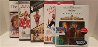 DVD & Blu-ray collection