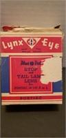 Tail Lamp Lens, Pontiac 1941-47
