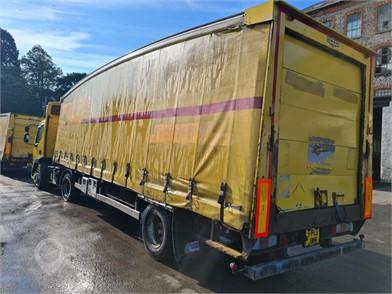 DUN BUR CURTAINSIDE TRAILER at TruckLocator.ie