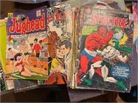 Old Comic Books 10c, 12c