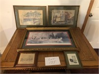 Tractor, Tools, Antiques, Furniture, Personal Property