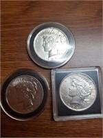 1922 Liberty Dollar Coins