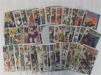The Amazing Spider-Man Comic Lot - 53 Comics