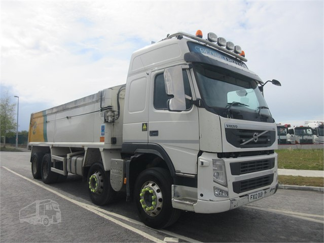 2012 VOLVO FM450 at www.firstchoicecommercials.ie