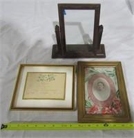 Garner Furniture, Decorator Items, Antiques #238