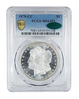 Online Rare Coin & Currency Auction #64