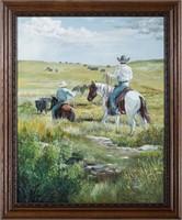 2021 Symphony In The Flint Hills Prairie Art Auction